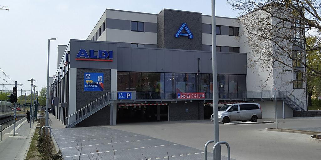 Potsdam Aldi